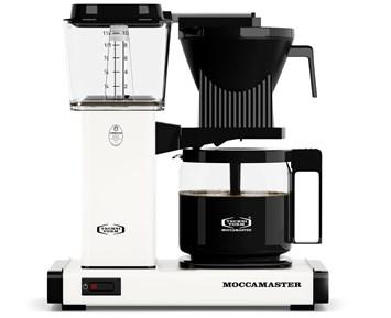 Moccamaster NBA741AO / HBG741AO White 1,25 L