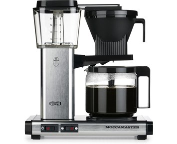 Moccamaster NBA742AO / KBG962AO Brushed 1,25 L