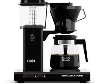 Moccamaster NBM742AO / KB952AO Black 1,25 L