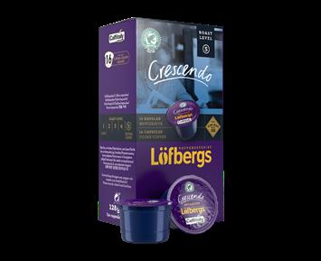 Löfbergs Lila Crescendo Kaffekapslar