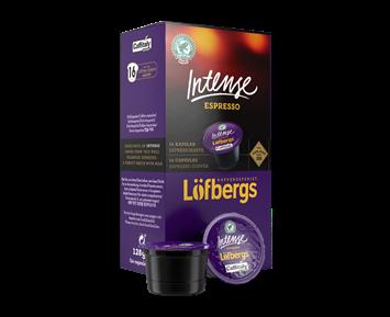 Löfbergs Lila Intense Espressokapslar