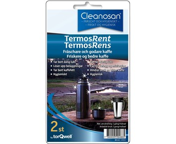 Cleanosan Cleaning tablet for thermos and mugs 2pcs