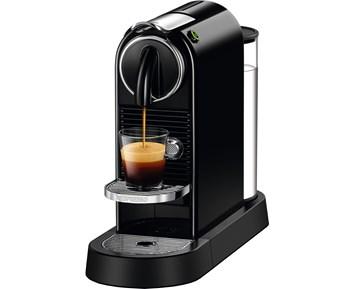 Nespresso Citiz 2 – Single – Black