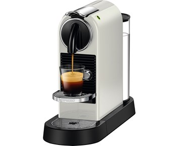 Nespresso Citiz 2 – Single – White