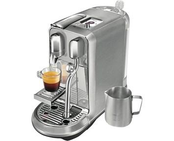 Nespresso Creatista Plus Breville Stainless Steel