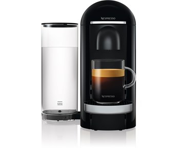 Nespresso Vertuo Plus Gcb2 Black Välsmakande Espresso Med