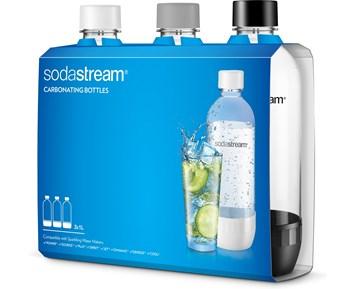SodaStream Pet 1L triopack