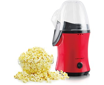 popcornmaskin utan olja