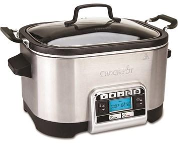 Crock-Pot 5,6L Timer,multicook