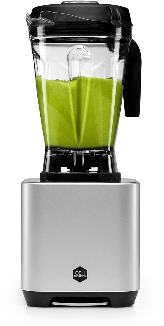 OBH Nordica 7766/Ultimate Blend - Stark blender med LED-touchpanel