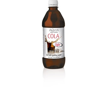 AGA Cola Light Sparkling Drinks
