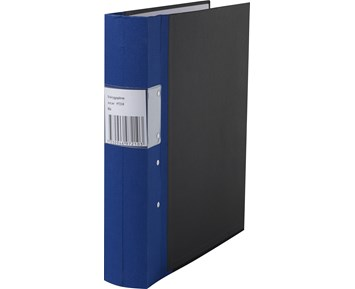 Bright Office 97210 Binder wooden back Blue