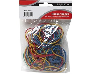 Bright Office Rubber band 50/100 gr