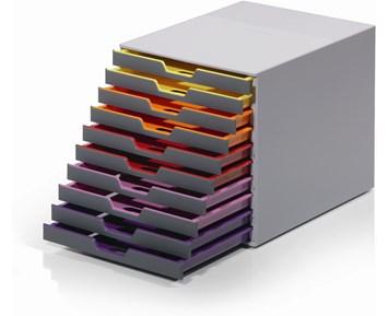 Durable varicolor 10 blankettbox varicolor 10 for Ladenblok durable varicolor
