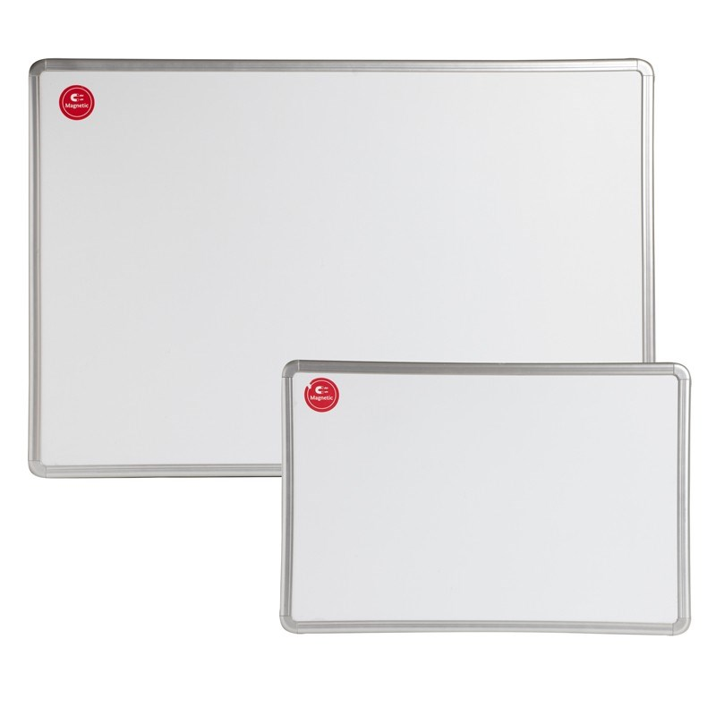 Unika Bright Office Whiteboardtavla 60X90 cm - Magnetisk whiteboard-tavla GP-91