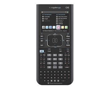 Texas Instruments TI-Nspire CAS CX - Clamshell
