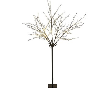 DAY LIGHT TREE W/380LED H200CM IP44 IN/OUT INCL. CHERR