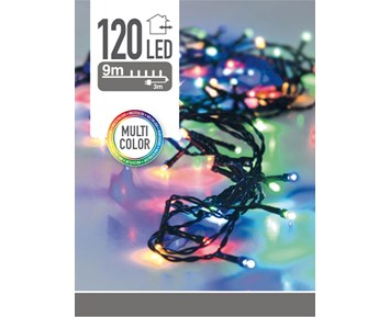 Others Led string 120 multi colour outdoor