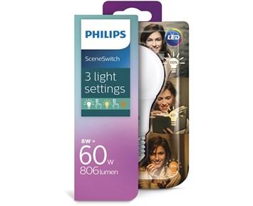 Philips Led SS 60W A60 E27