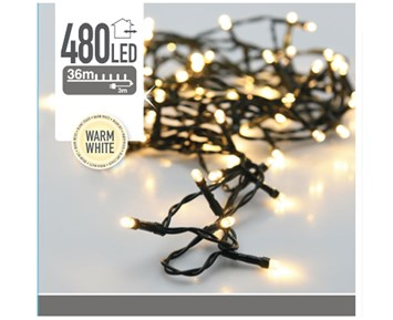 Others Led string 480 warm white outdoor