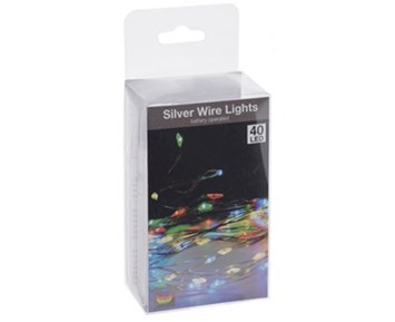 Others Silverwire 40 led multi color
