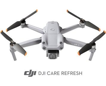 DJI 1 Year Refresh Card till DJI Air 2S
