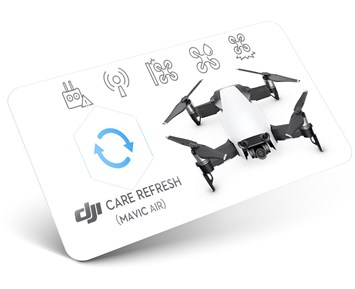 DJI Care 1 Year Refresh Mavic Air