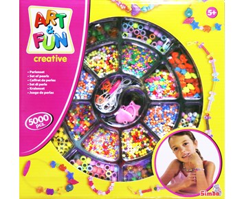Others OB Simba Art & Fun Pearl Giftset 5000 pcs