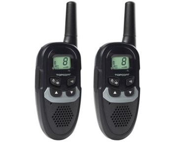 Topcom Walkie Talkie Set RC-6410
