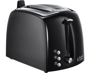 Russell Hobbs Textures Plus 2 Slice Toaster