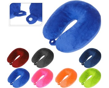 Other 2-pack Neckpillow round + neon