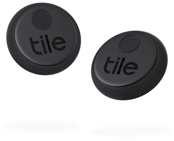 Tile Sticker Black - 2 Pack