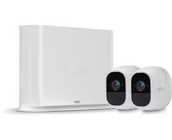 Netgear Arlo Pro 2 – 2 Wire-Free HD Security Cameras (VMS4230P)