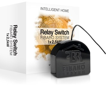 Fibaro Relay Switch 1x25kW