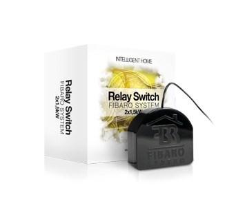 Fibaro Relay Switch 2x15kW
