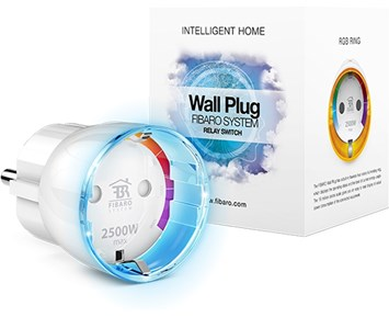 Fibaro Wall Plug Z-Wave Plus