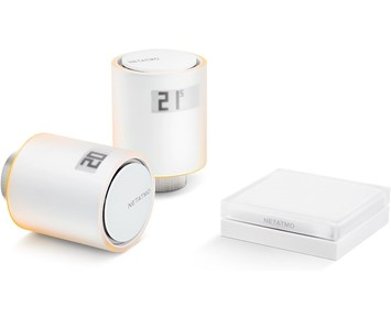 netatmo Starter Pack Smart radiator Valves