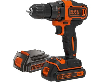 Black & Decker BDCDD186KB-QW