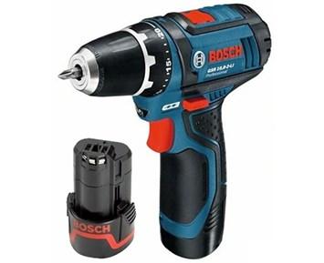 Bosch Professional GSR 108-2-LI 2x15Ah