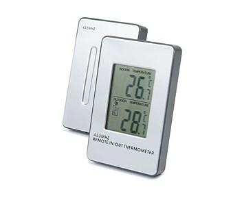Proove WP 1200 Trådlös digital inom utomhustermometer!