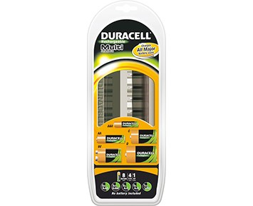 Duracell 3hr Charger - Multi