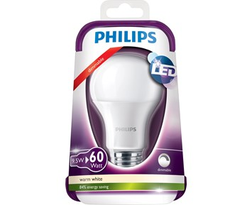 Philips Led 60W E27 dimmable