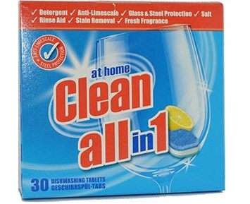 at home Clean All in 1
