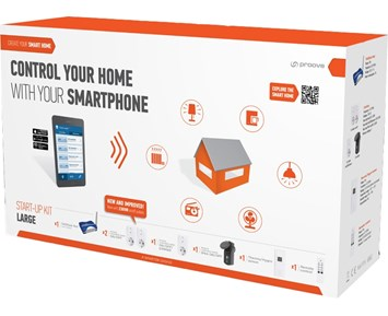 Proove Smart Home Start-Up Kit Large