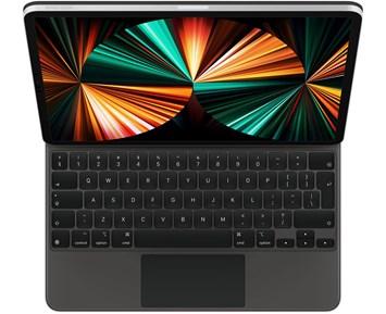Apple Magic Keyboard for iPad Pro 12.9‑inch (5th generation) - International English - Black