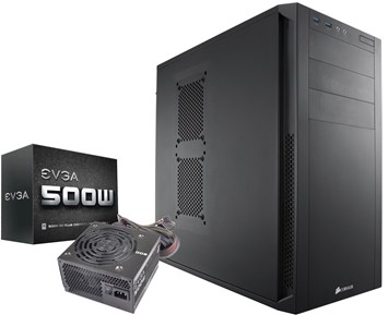 Corsair Carbide Series 200R + 500W