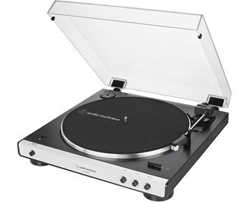 Audio Technica AT-LP60XBT - White/Black
