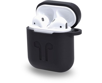 Andersson Airpods Case Silicone Black