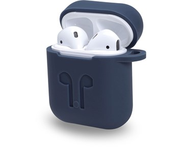 Andersson Airpods Case Silicone Blue