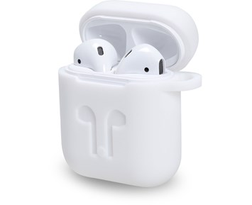 Andersson Airpods Case Silicone White